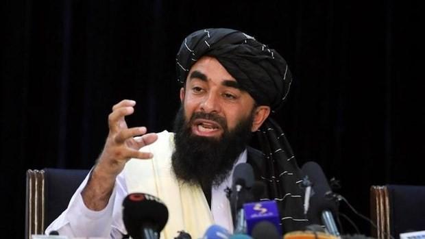 Los talibanes buscar entablar relaciones con todos los países - ảnh 1