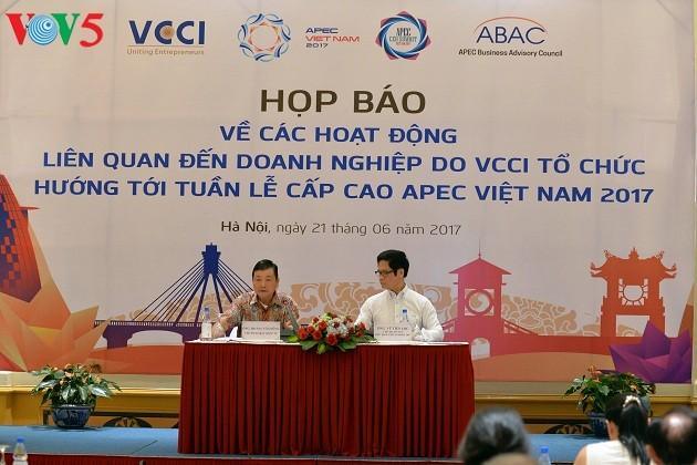 APEC 2017将大幅增加越南经济价值 - ảnh 1