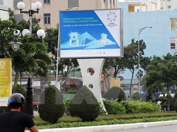 """""""越南——可信赖和富有潜力的商业伙伴""""展览会在岘港市举行 - ảnh 1"""