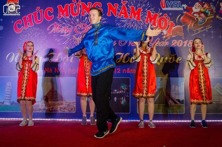 富有传统特色的国际文化日 - ảnh 2