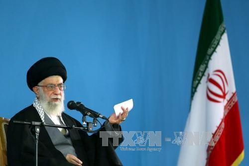 伊朗最高领袖哈梅内伊指控敌对势力煽动骚乱 - ảnh 1