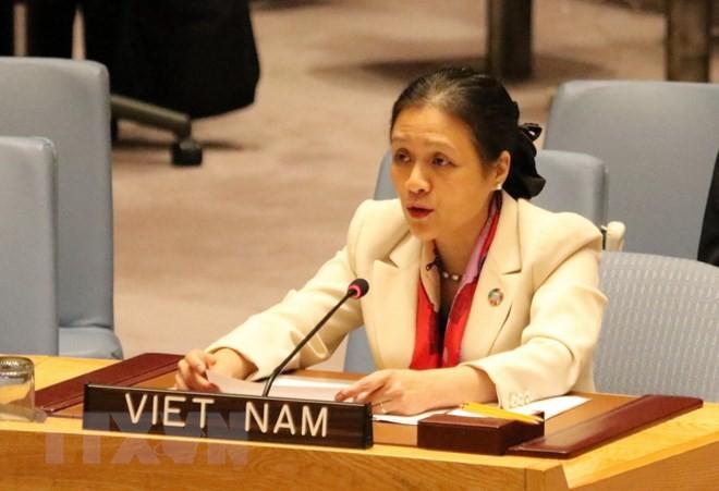 越南谴责所有针对平民的滥用暴力行为 - ảnh 1