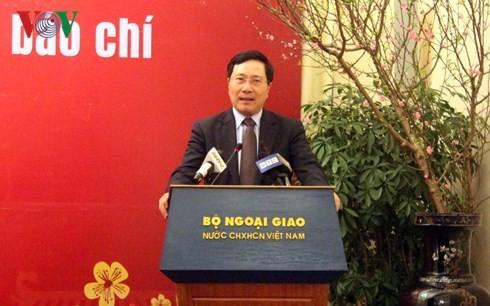 新闻媒体为提高越南在国际舞台上的地位做出贡献 - ảnh 1