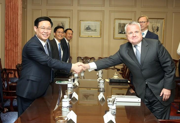 越南与伙伴的经济合作前景 - ảnh 1