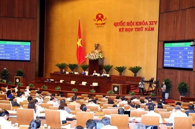 越南国会开展2019年监督计划 - ảnh 1