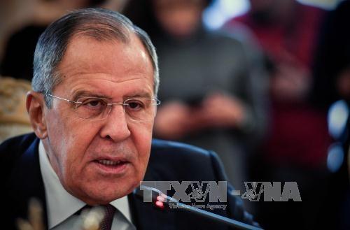 俄罗斯指控英国蓄意唆使欧盟和美国采取对俄敌对政策 - ảnh 1
