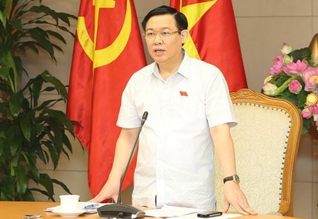 力争越南国有资本管理委员会于10月投入活动 - ảnh 1