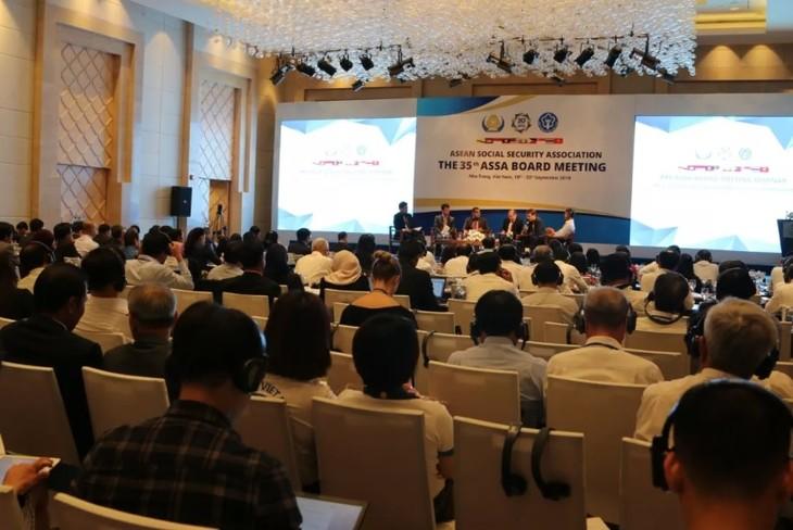 越南和东盟社会保障迎接第四次工业革命 - ảnh 1