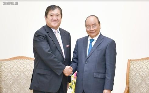 越南政府为日本企业创造便利条件 - ảnh 1