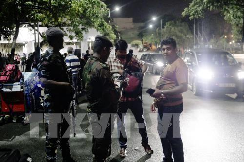 斯里兰卡首都再度发生爆炸事件 - ảnh 1