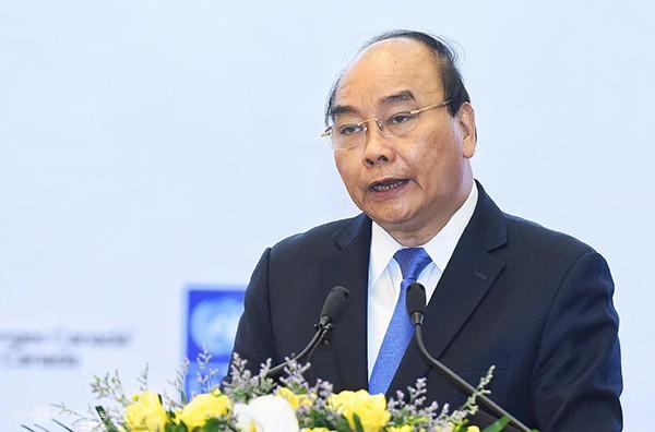 阮春福出席科学技术与革新创新会议 - ảnh 1