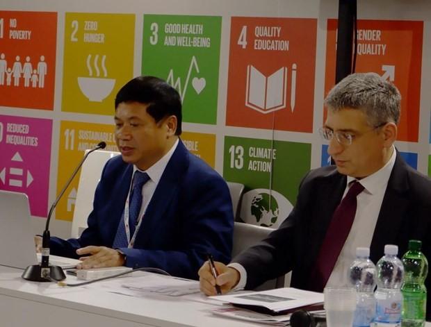 越南承诺作为国际发展合作的积极因素 - ảnh 1