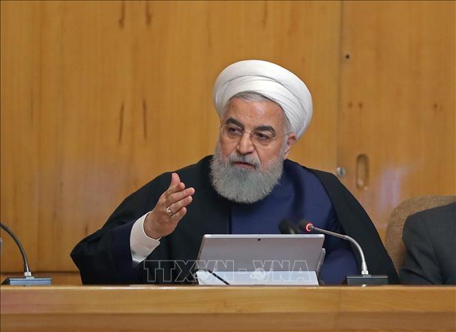 """伊朗对战争和制裁说""""不"""" - ảnh 1"""