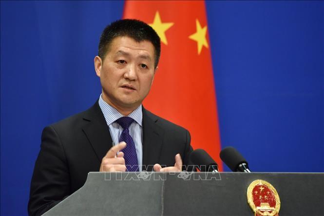 中国:中美贸易协议必须平等互利 - ảnh 1