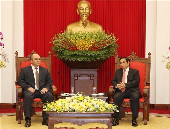 越南是白俄罗斯可信赖的传统伙伴 - ảnh 1