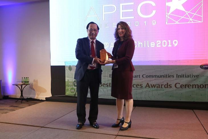越南在APEC 2019年最佳实践奖颁奖仪式上受表彰 - ảnh 1