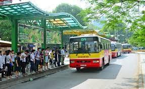 越南语讲座:Đi xe buýt 乘公交车 - ảnh 1