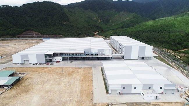 岘港飞机零部件厂投入运营 - ảnh 1