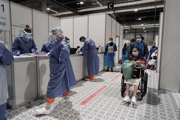 新冠肺炎疫情:全球累计确诊病例超过133万例 - ảnh 1