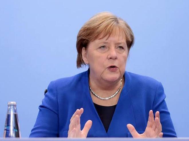 默克尔:欧盟正面临成立以来最大危机 - ảnh 1