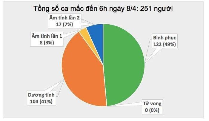 截至4月8日上午越南新增两例新冠肺炎确诊病例 - ảnh 1