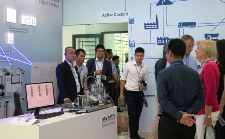 德国企业期待越南经济能在中期复苏 - ảnh 1