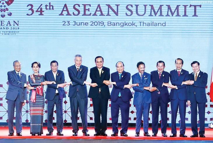 印度尼西亚和泰国领导人将出席东盟有关COVID-19的特别会议 - ảnh 1
