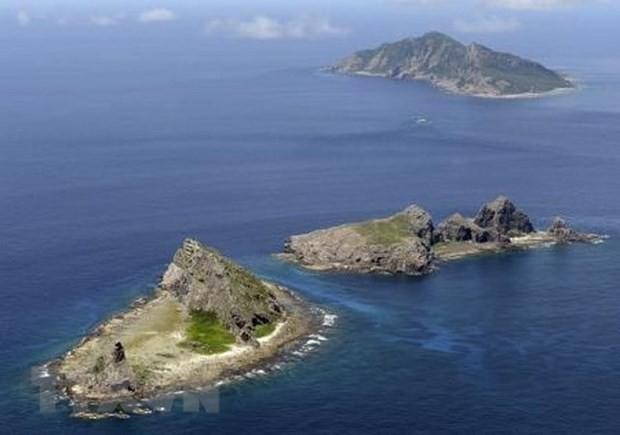 日本反对中国船只驶入争议海域 - ảnh 1