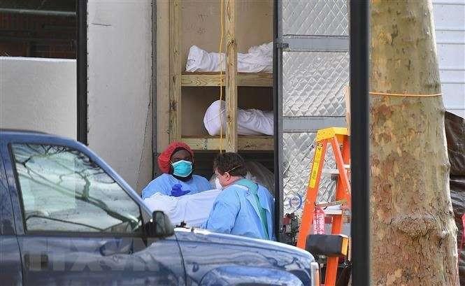 美国仍是新冠肺炎确诊病例和死亡病例最多的国家 - ảnh 1