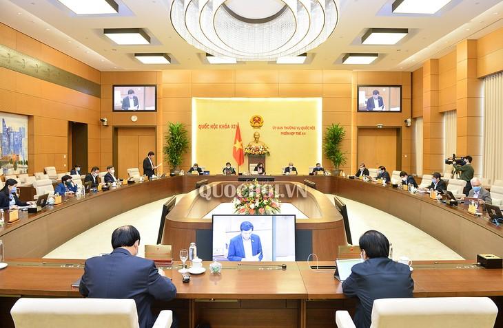 国会常委会决定14届国会9次会议不举行质询活动 - ảnh 1