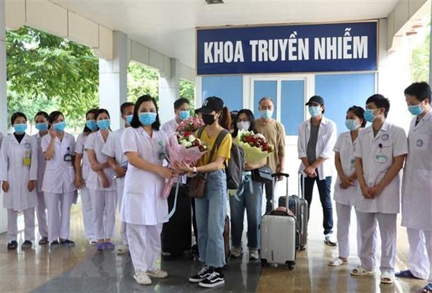 奥地利媒体:越南是抗疫的典范 - ảnh 1