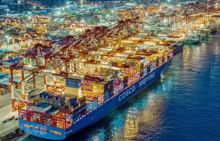 中国致力于履行美中第一阶段贸易协议 - ảnh 1