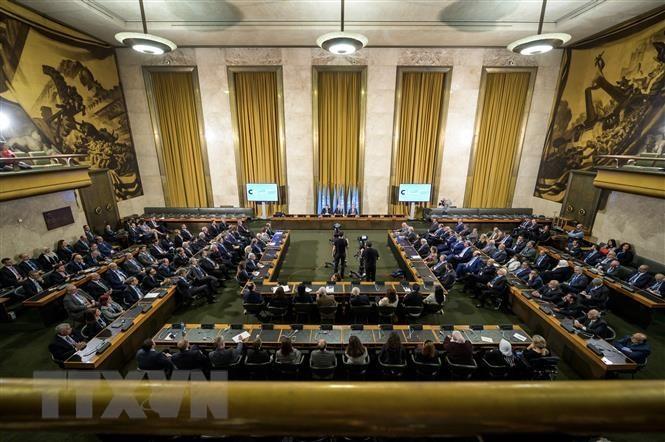 叙利亚和谈将重新启动 - ảnh 1