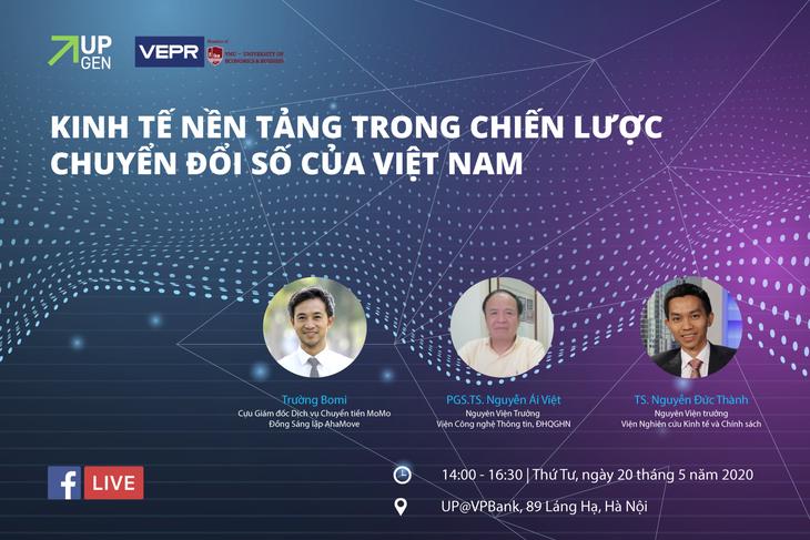 数字经济——越南企业转型的金钥匙 - ảnh 1