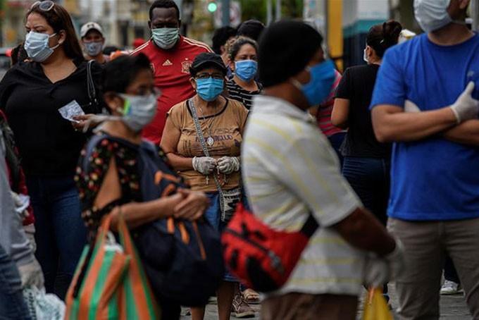 新冠肺炎疫情给拉美地区经济造成巨大影响 - ảnh 1