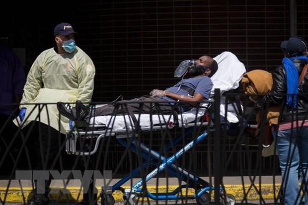 6月10日全球新冠肺炎疫情更新 - ảnh 1