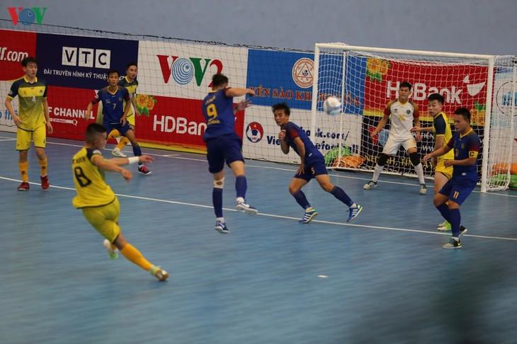 2020年越南国家室内五人制足球锦标赛决赛开幕 - ảnh 1