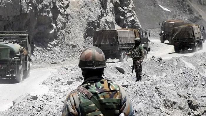 中国和印度同意缓和边境地区紧张局势 - ảnh 1