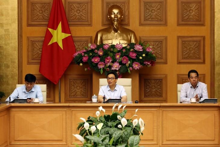 越南考虑重启部分国际航线 - ảnh 1