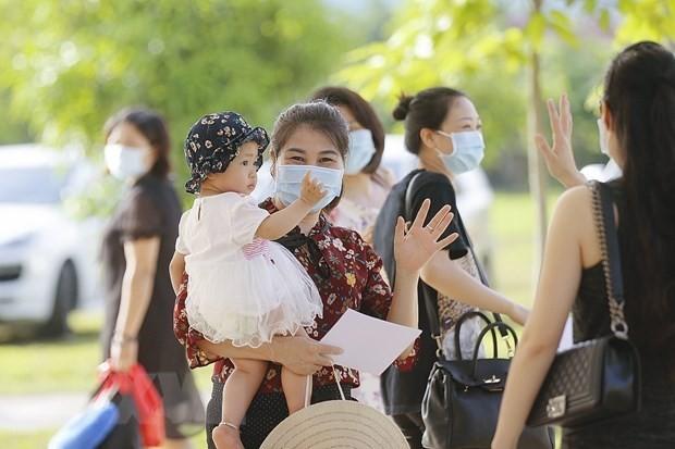越南连续83天无新增社区传播病例 - ảnh 1