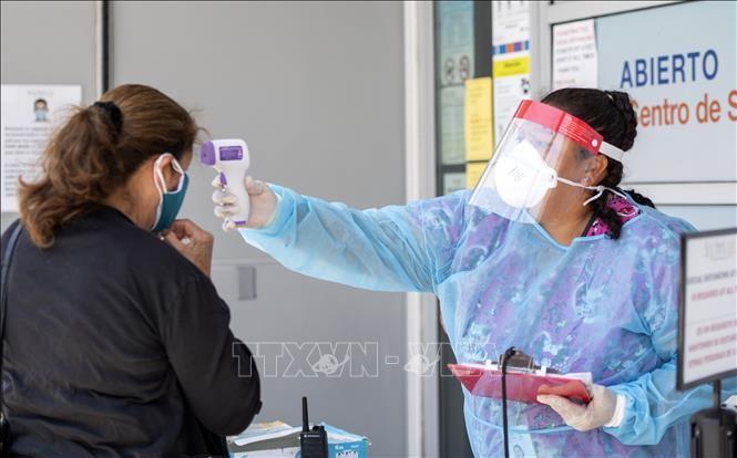 全世界新冠肺炎确诊病例累计1690万例 - ảnh 1