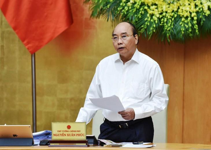 越南政府总理阮春福致信赞扬卫生部门干部 - ảnh 1