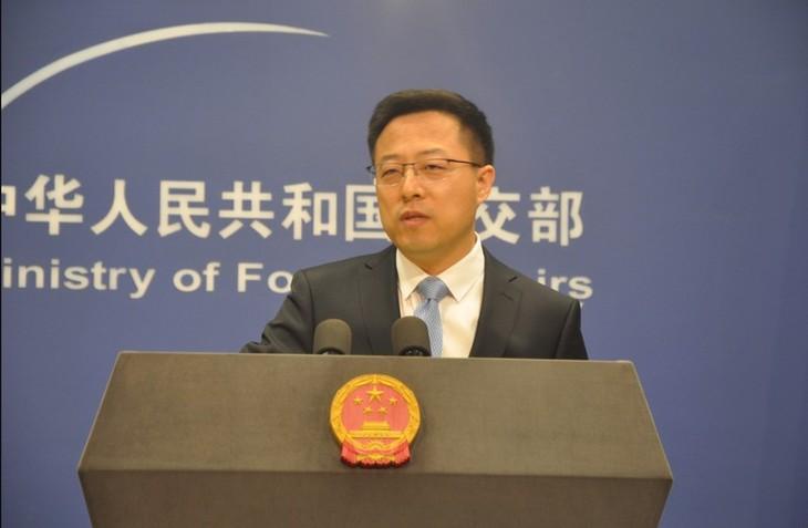 中国敦促美国认清形势 - ảnh 1