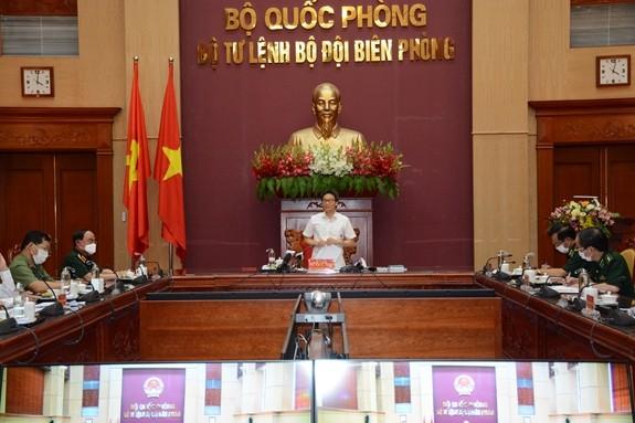 越南边防部队为抗疫工作的成功做出巨大贡献 - ảnh 1
