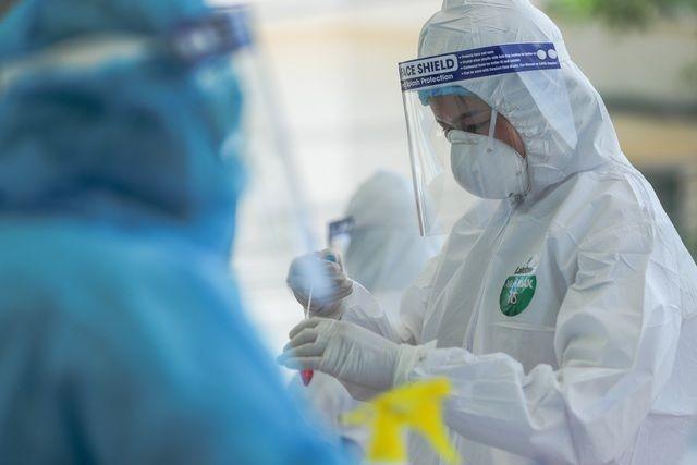 8月13日上午越南新增3例新冠肺炎确诊病例 - ảnh 1