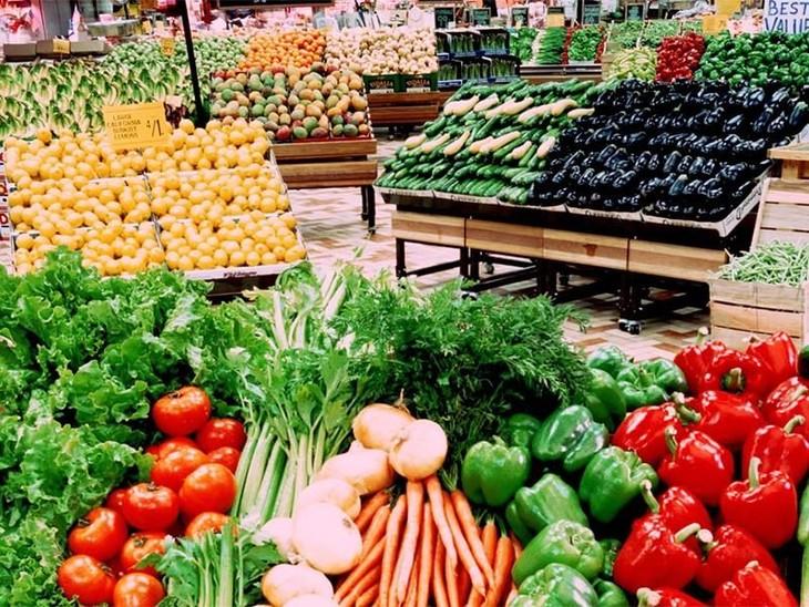 2020年前8个月越南蔬菜瓜果市场明显增长 - ảnh 1