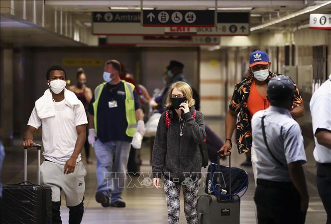 世界新冠肺炎疫情更新 - ảnh 1