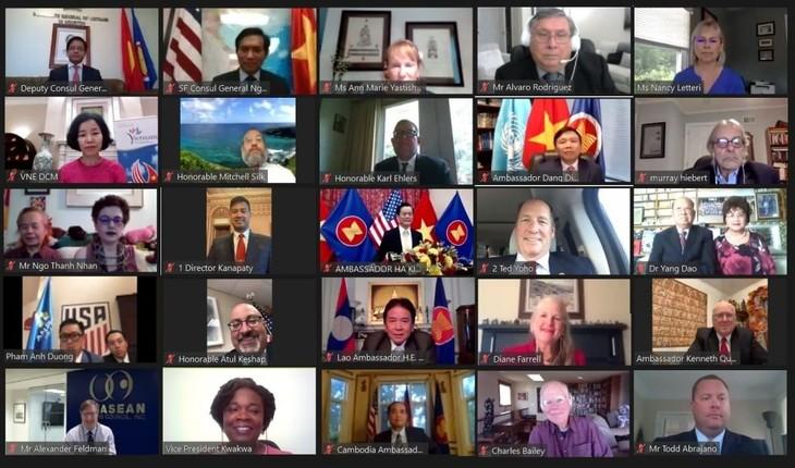美国官员高度评价越南在国际舞台上的地位 - ảnh 1