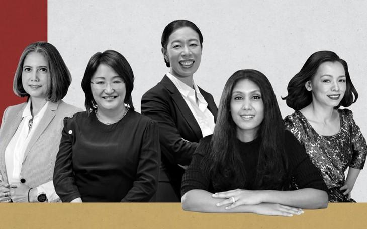 越南两位女企业家跻身2020商界影响力女性榜 - ảnh 1