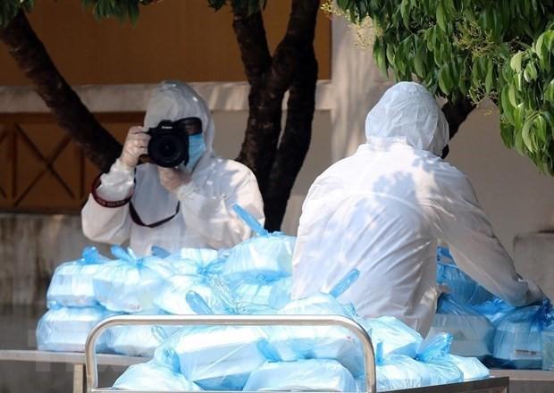东盟记者联合会发表关于抗击新冠肺炎疫情的联合声明 - ảnh 1